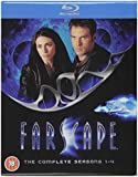 Farscape - The Definitive Collection (Series 1-4) [Blu-ray] [Toutes les régions] [Importé : Royaume-Uni]
