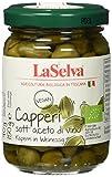 Produkt-Bild: La Selva Kapern in Essig Bio Feinkost, 6er Pack (6 x 150 g)