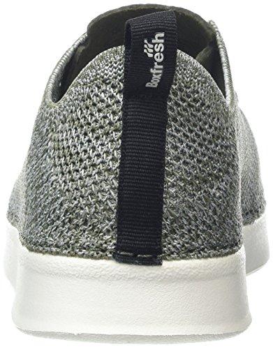 Boxfresh Yansta, Baskets Homme Vert (kaki)