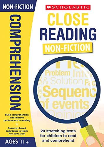 Non-Fiction Ages 11+ (Close Reading)