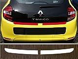 passgenau für Renault Twingo 3, ab 2013; Lackschutzfolie Ladekantenschutz transparent