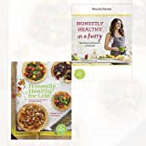 Honestly Healthy for Life and Honestly Healthy in a Hurry 2 Books Bundle Collection By Natasha Corrett
