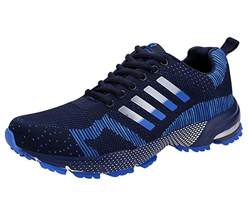 Wealsex Zapatos para Correr En Montaña Asfalto Aire Libre Deportes Za