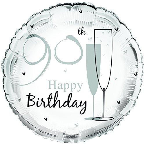 Folienballon. Celebration Brille Design. 45cm. Nicht Aufgeblasen ()