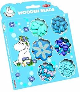 Moomin Wooden Beads 2 - Juguete de modelismo (Tactic 41201) (Importado)