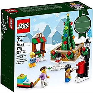 LEGO Christmas 40263 – EXC Piazza of Cities