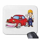 Automotive Best Deals - Tapis de souris Mousepad (Mauspad)