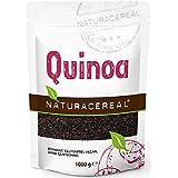 NATURACEREAL - Quinoa Noir 1 kg - Bonne source de protéines