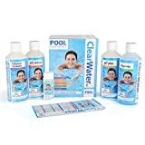 Clearwater CH0017 Basic Pool Starter Set for Swimming Pool Treatment
