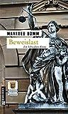 Beweislast: Der sechste Fall für August Häberle (Kriminalromane im GMEINER-Verlag)