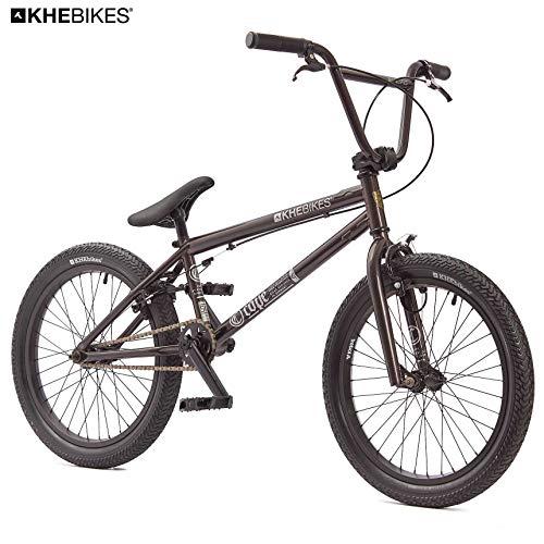 KHE BMX Fahrrad COPE Effect Braun 20 Zoll nur 10,7kg! Limited Edition!