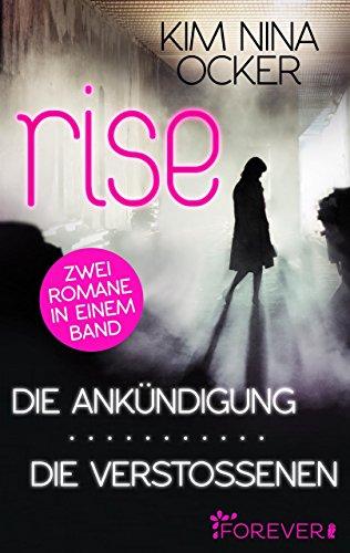 Games-trilogie Hunger Bücher (Rise - Die Ankündigung/ Die Verstoßenen: Zwei Romane in einem Band)
