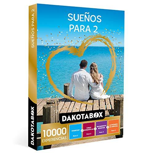 Dakotabox Lot de 2 boîtes Cadeau Unisexe pour Adulte