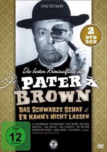 Bild von Pater Brown - Die besten Kriminalfälle [2 DVDs]