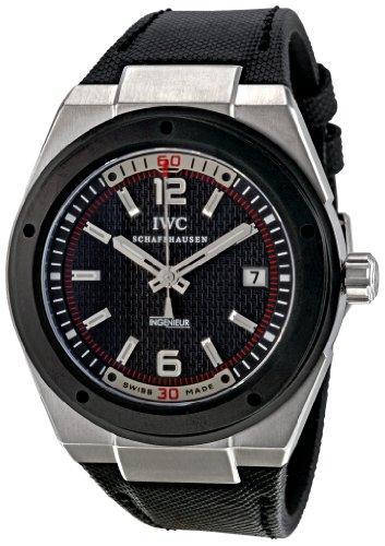 IWC IW323401 – Reloj de pulsera hombre, tela, color negro