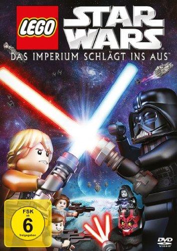 Star Wars Lego: Das Imperium schlägt ins Aus [Import anglais]