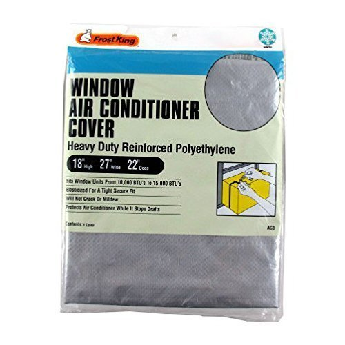Frost King 18x27 Window A/C Cover