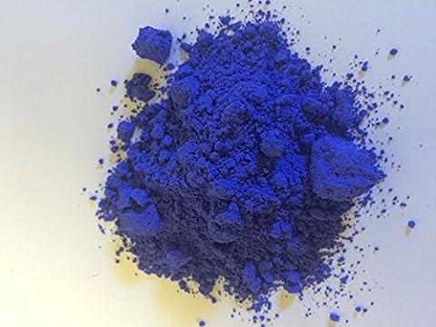 500G BLUE POWDER PAINT - NON TOXIC - KIDS CRAFTS - PAINTING - POLYMORPH PLASTIC - INSTAMORPH SHAOE LOCK
