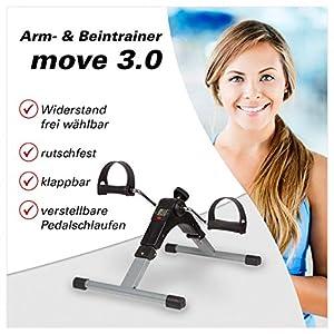 Sport-Tec Arm- und Beintrainer Move 3.0 mit Display, klappbar