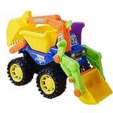 LVPY Kunststoff Spielzeugauto Baufahrzeuge in einem Set Pull Back and Go LKW Spielzeug ab 1 bis 3 jahren