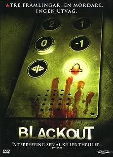 Blackout [Region 2] by Amber Tamblyn