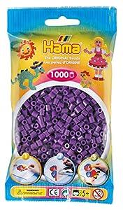 HAMA 207-07  - Cuentas Purple, 1000