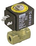 SCEM PARKER - Válvula magnética para cafetera Rancilio Z11, S20, sse10, Millenium, sse6, sse8, Carimali Kicco-Espresso, Kicco-COF