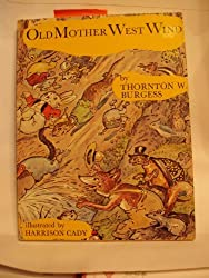 Old Mother West Wind by Thornton W. Burgess (1989-07-13)