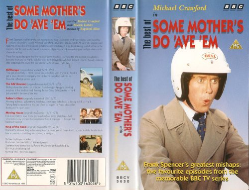The Very Best of Some Mothers Do 'Ave 'Em [VHS]