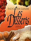 Image de Les desserts (Ancien prix Editeur 22 Euros)