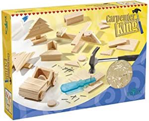 Totum - BJ25042 - Kit de Loisir Créatif - Creativity A3,5 - Carpenter King