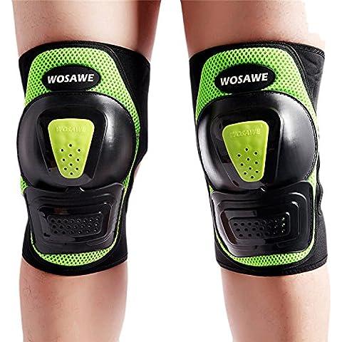 Esquí patinaje rodilleras de portero voleibol al aire libre equitación deportes extremos rodilla apoyo protector de la rodilla ciclismo rodilleras