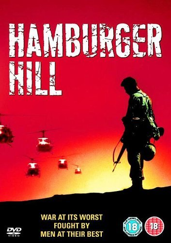 Hamburger Hill [DVD] [1987] by Anthony Barrile