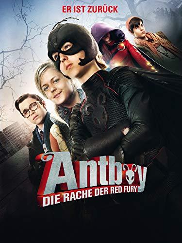 Antboy - Die Rache der Red Fury (Fury Net)