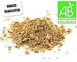 *** BIO *** Gingembre de Madagascar Bio en poudre 100g - Certifié biologique -...