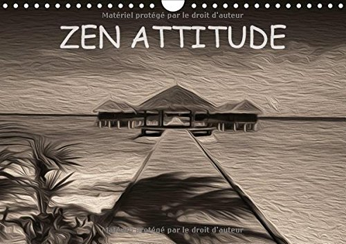 Zen attitude : Composition graphique de ...