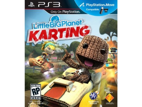 PS3 LITTLE BIG PLANET KARTING by SCE