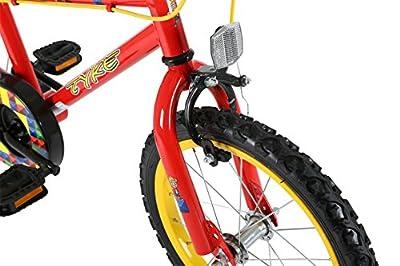 Sonic Boys', Tyke Bike, Red by Sonic