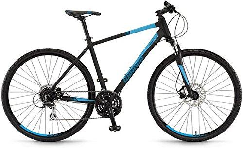 Winora Yacuma 28 Zoll Crossbike Schwarz/Blau Matt (2016), 61