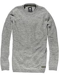 Pull Element Damian - Grey Heather-Gris