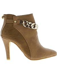 Amazon.es  ChaussMoi - Zapatos para mujer   Zapatos  Zapatos y ... fafb74472232
