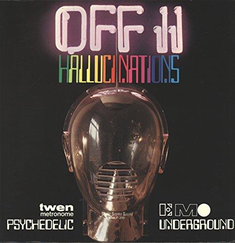 Off II Hallucinations (Psychedelic Underground) Sampler (Verschiedene Interpreten) [Vinyl LP]