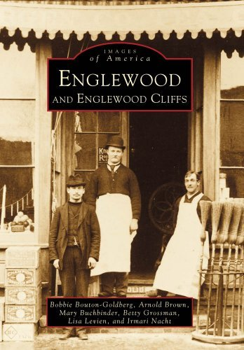 ENGLEWOOD and Englewood Cliffs (NJ) (Images of America by Bobbie Bouton-Goldberg (1998-11-15)