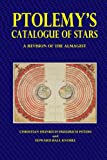 Ptolemy's Catalogue of the Stars: A Revision of the Almagest