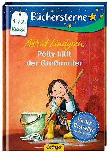 6acf919722d Astrid Lindgren - Polly hilft der Grossmutter / Kajsa kavat hjälper mormor  - Kinder-/Jugendbücher - BücherTreff.de