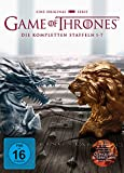 Game of Thrones: Die kompletten Staffeln 1-7 als Digipack (exklusiv bei Amazon.de) (Limited Edition) [DVD] Vergleich