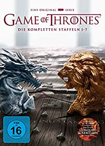 Game of Thrones: Die kompletten Staffeln 1-7 als Digipack (Limited Edition) [DVD]