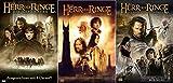Der Herr der Ringe Trilogie alle 3 Teile mit umfangreichem Bonusmaterial Teil 1+2+3 [6 DVD Set] - Mit Orlando Bloom, Ian McKellen, Liv Tyler Elijah Wood