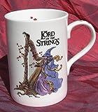 The Lord of the Strings Bone China Mug