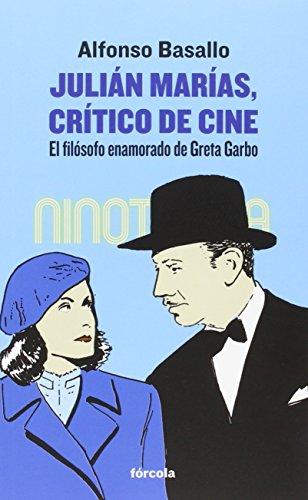 Portada del libro Julián Marías, Crítico De Cine (Señales)
